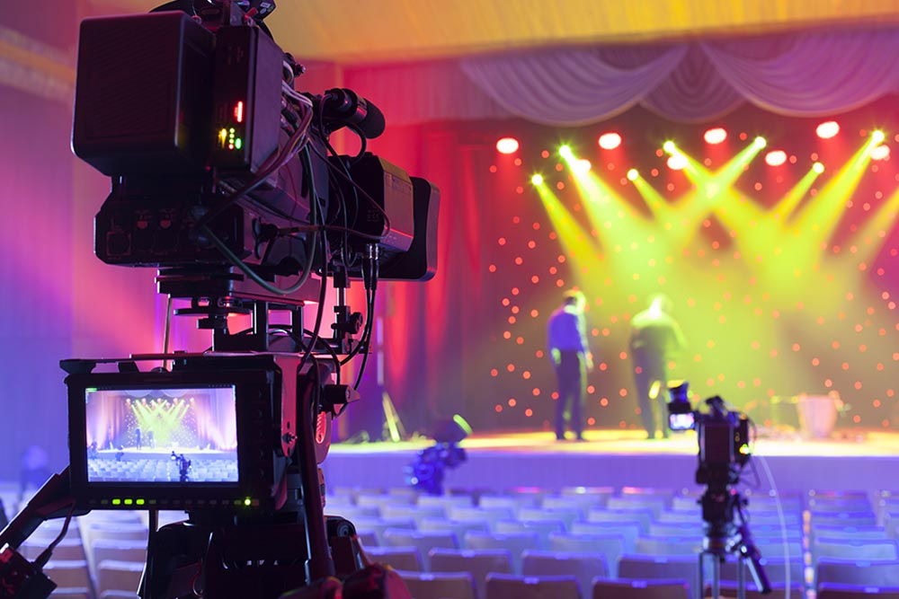 events conference video media message